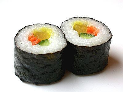 Cómo hacer sushi