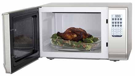 Cómo cocinar en horno de microondas