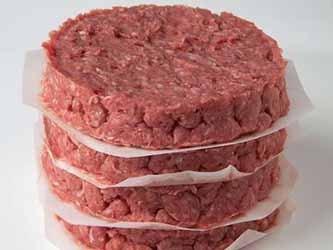 Como dar forma a las hamburguesas
