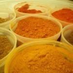 El Curry de India al mundo