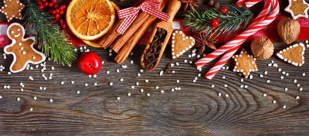 Cómo mezclar sabores auténticos de la Navidad