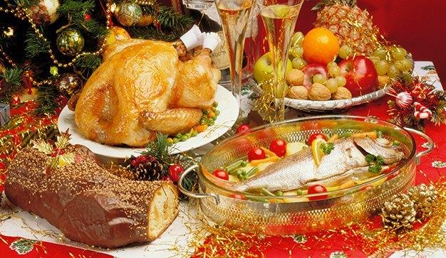 Mejores recetas exóticas de navidad