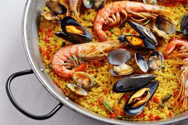 Paella thermomix