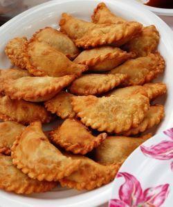 Empanadillas al Curry