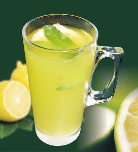 Sorbete de limón al cava