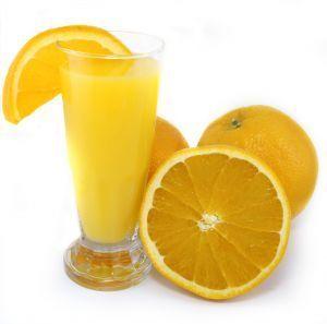 Preparando zumos frutas